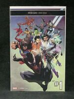 Champions #1/ Stan Lee Tribute Variant/ Rare/ Miles/ Spider-Man/ Marvel Comic