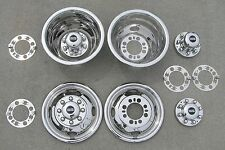 "16"" 08-17 FORD E350 E450 RV / MOTORHOME Dually Wheel Covers"