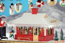 PIKO G SCALE NORTH POLE STATION BUILT-UP | 62265