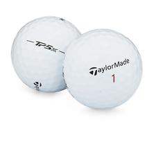 48 TaylorMade TP5x Used Golf Balls / Near Mint Refinished AAAA / Free Shipping