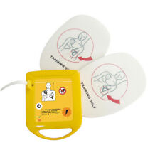 2X Mini AED Trainer First Aid Teaching Device Training Machine Unit XFT-D0009 CE