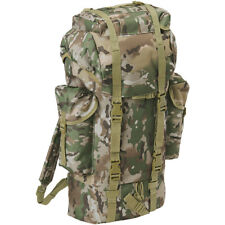 Brandit BW Combat Backpack Military Hunting Army Bag 65L Rucksack Tactical Camo