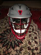 Cascade R Lacrosse Helmet Grey / Gray Mens One Size Fits Most