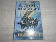 Captain Melville by Frank Clune. SIGNED COPY. Bushranging, Francis McCallum