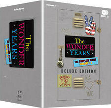 The Wonder Years . Complete Series Season 1 2 3 4 5 6 Wunderbare Jahre . 26 DVD