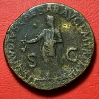 #1927 - ROMAINE Dupondius ANTONIA - FACTURE