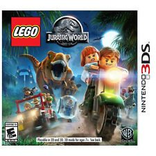 LEGO Jurassic World (Nintendo 3DS, 2015)