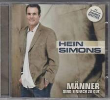 Hein Simons - Männer Sind Einfach Zu Gut (CD 2008) mit Johannes Heesters NEU!!!