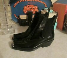 Jeffrey Campbell Brisbane Chelsea Boot Size 6 NEW Black