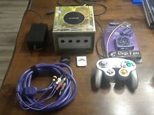Nintendo GameCube Bundle, intec S-VIDEO cable (rare), controller, accesories