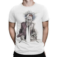 Keith Richards Art T-shirt, Men's Women's All Sizes