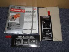 CD Reinigungs-Set mit Reinigungs-Tuch aus reiner Baumwolle