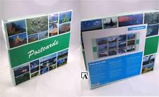 """Neu: Sammelalbum für 600 Ansichtskarten Postkarten Album """"Postcards"""" !"""