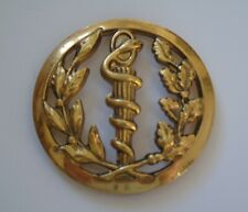 French Army Medical Services Beret Badge