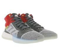 adidas Basketball-Schuhe Marquee Boost Herren Turn-Schuhe Marvel Edition Bunt