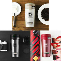 Insulated Coffee Mug Cup Thermal Stainless Steel Flask Vacuum LEAKPROOF G9S