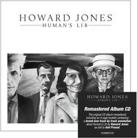Howard Jones - Human's Lib [New CD] Expanded Version, Rmst, UK - Import