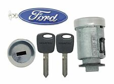 Ford Focus 2000-2005 Ignition Lock Cylinder with 2 Transponder Keys- NEW