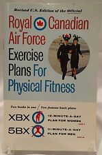 Royal Canadian Airfare Exercise Plans For Physical Fitness - Revised U.S Edition