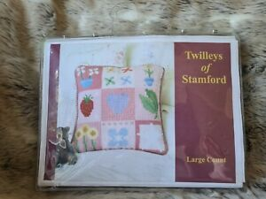 Twilleys Of Stamford 'Heart Panel' Cushion Front Cross Stitch / Tapestry Kit