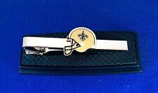New Orleans Saints tie clip NO saints NFL football logo tie clasp