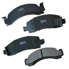Disc Brake Pad Set-Stop Semi-Metallic Brake Pad Rear,Front Bendix SBM149