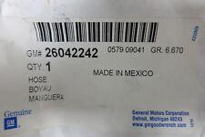 NOS Power Steering Line Hose - Cadillac DeVille Eldorado Seville - P/N 26042242