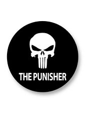 Magnet Aimant Frigo Ø38mm The Punisher Marvel Comics Frank Castle