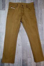 Diesel Tan Khaki Pants Sz 32x26