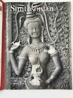 Smithsonian Magazine Back Issue May 1990 Angkor Wat In Cambodia
