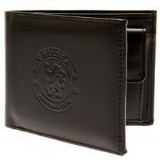 Chelsea FC - Debossed Crest Leather Wallet