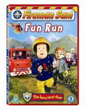 Fireman Sam Fun Run 5034217423043 DVD Region 2