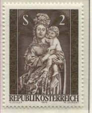 Österreich Austria 1472 Weihnachten 1974 Maria mit Kind, Oberwang, Oberöst.  **