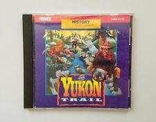 THE YUKON TRAIL Version 1.1 (Year 1994) Windows and Mac Vintage Game