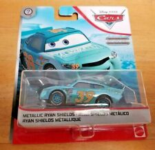 Disney Pixar Cars ~ Chase ~ METALLIC RYAN SHIELDS ~ Die-cast ~ Scavenger Hunt