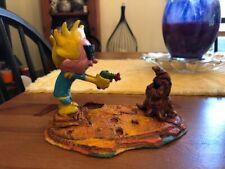 Calvin & Hobbes // Spaceman Spiff figurine
