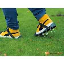 Nature Nagelschuhe Rasen Lüfter Schuhe Garten Rasenbelüfter Rasenlüfter Spikes