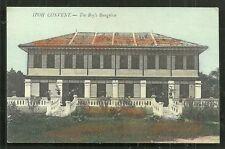 Ipoh Convent Boys Bungalow Perak Malaya Malaysia ca 1910