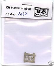 7167 BR 93 985, Neusilber-Ätzbeschriftung,für Dubletten, Spur N
