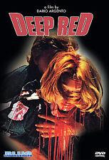 Deep Red: The Hatchet Murders (DVD, 2007) David Hemmings, Daria Nicolodi