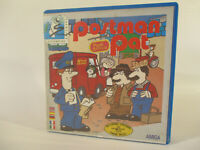 Commodore Amiga POSTMAN PAT Computer Game by Alternative!!