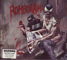 Bloody Beetroots Romborama CD (2009)
