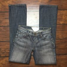 Freedom Of Choice Jeans Size 25 Greenwich Bootcut Mars Dark Wash Anthropologie