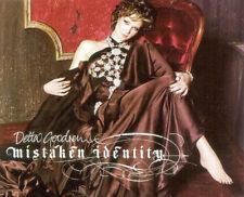 "DELTA GOODREM ""Mistaken Identity"" 2004 3Trk CD *Bonus calendar picture cards"