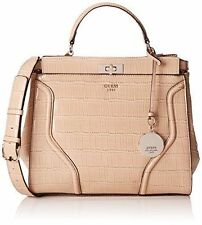 NEW Guess Georgie Nut Satchel Authentic Bag Purse Handbag CG653306