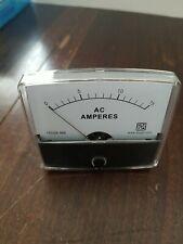 Mpja Ac Amperes Ac 0 15 Amp Analog Panel Meter