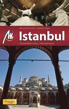 ISTANBUL Türkei Michael Müller Reiseführer 13D  Bosporus Stadtführer MM-City