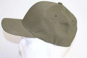 Flexfit Men's Khaki Baseball Cap Size S/M