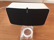 Sonos PLAY:5 Gen. 2 Multiroom-Lautsprecher W-Lan Streaming Weiß Top Zustand