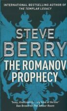 The Romanov Prophecy-Steve Berry